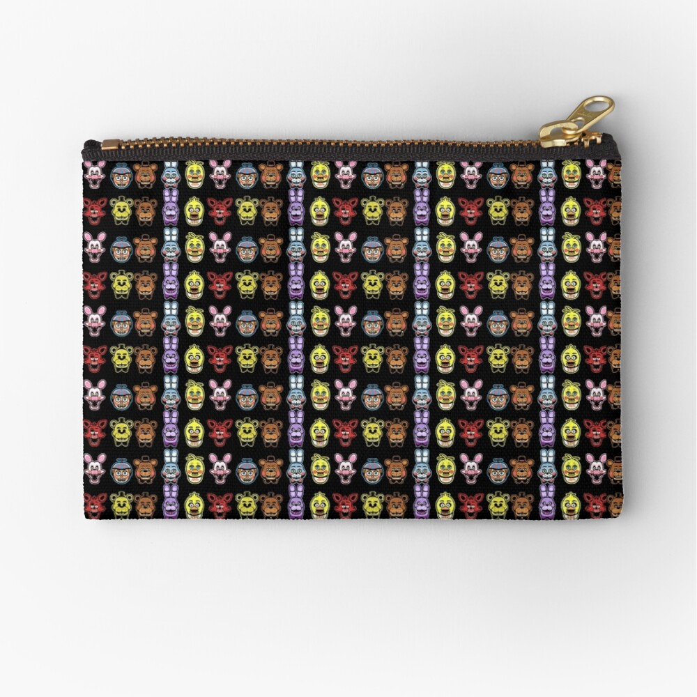 Animatronic MADNESS Zipper Pouch