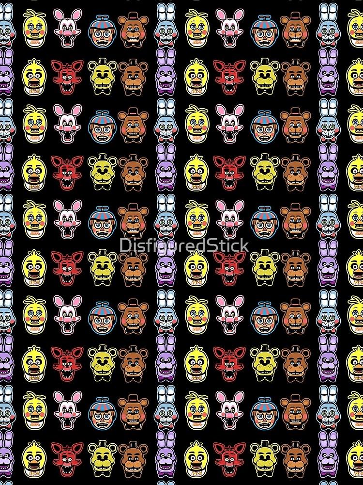 Animatronic MADNESS by DisfiguredStick