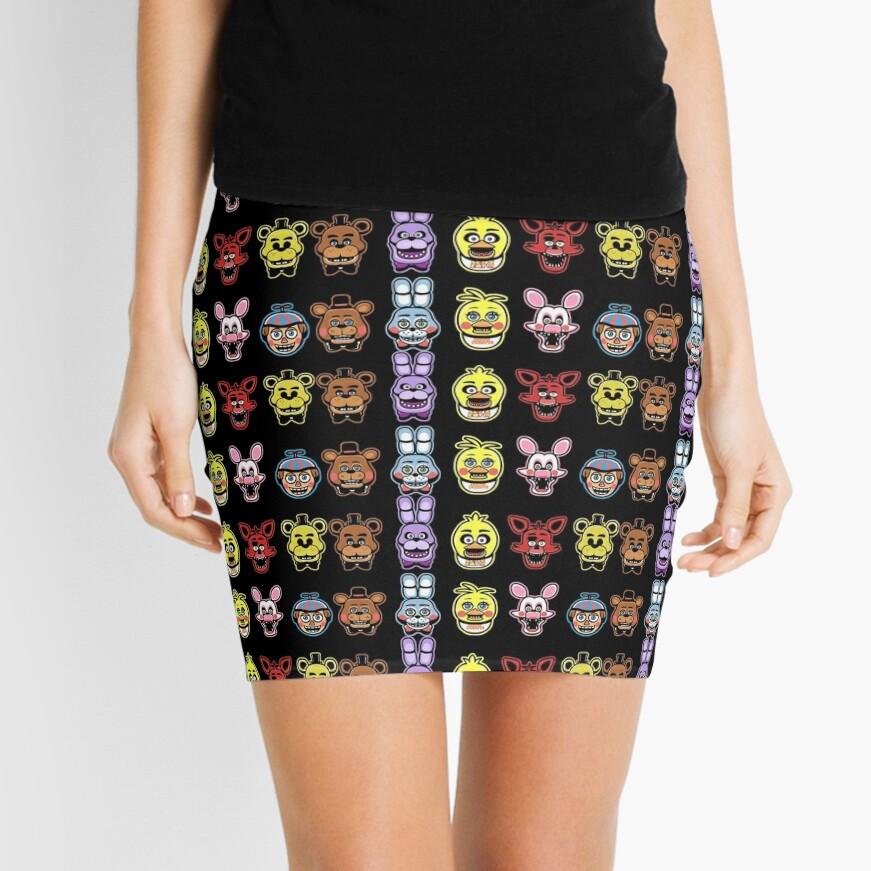 Animatronic MADNESS Mini Skirt