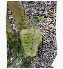 Unhappy Tree Poster