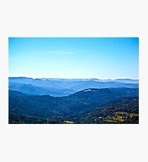 Canyon Photographic Print
