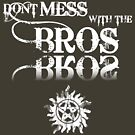 Dont mess with the bros by GiorgosPa