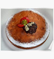 Welcoming Torte Poster