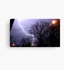 Storm 011 Canvas Print
