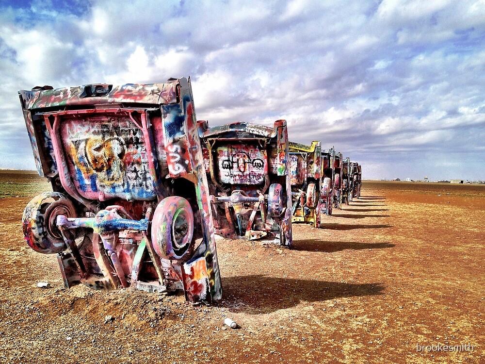 Cadillac Ranch  by brookesmith