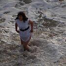 Dancing in the Surf - Bailando en el Oleaje by PtoVallartaMex