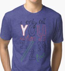 the hills Tri-blend T-Shirt