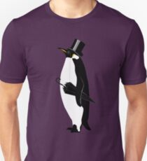 A Well Dressed Villain Unisex T-Shirt