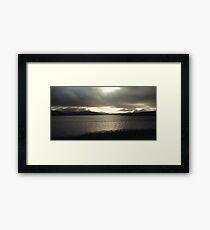 Kyle of Tongue, Sutherland, Scotland Framed Print