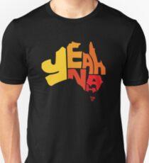 Yeah Nah (Australia) Unisex T-Shirt