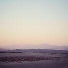 Gloaming desert by Constanza Barnier