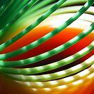 Slinky on my mind by Michael  Herrfurth