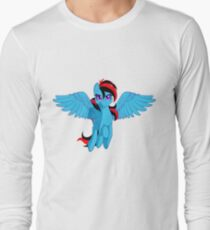 The BronyVille LineUp Hour Long Sleeve T-Shirt