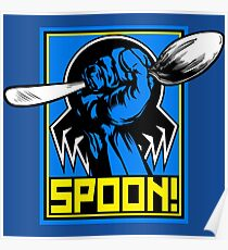 SPOON! Poster
