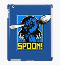 SPOON! iPad Case/Skin