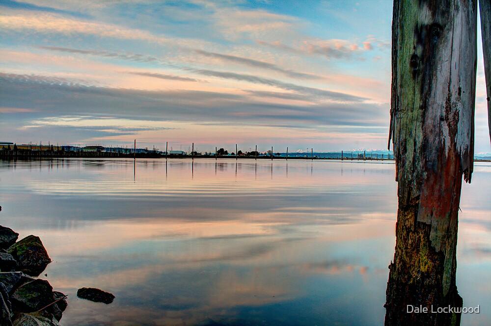 Pastel on Gardner Bay by Dale Lockwood