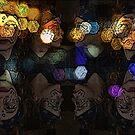 Masking Hearts 1 by gnarlyart