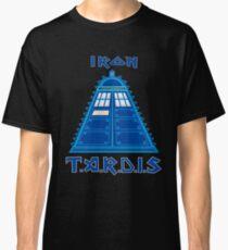 Iron Tardis Classic T-Shirt