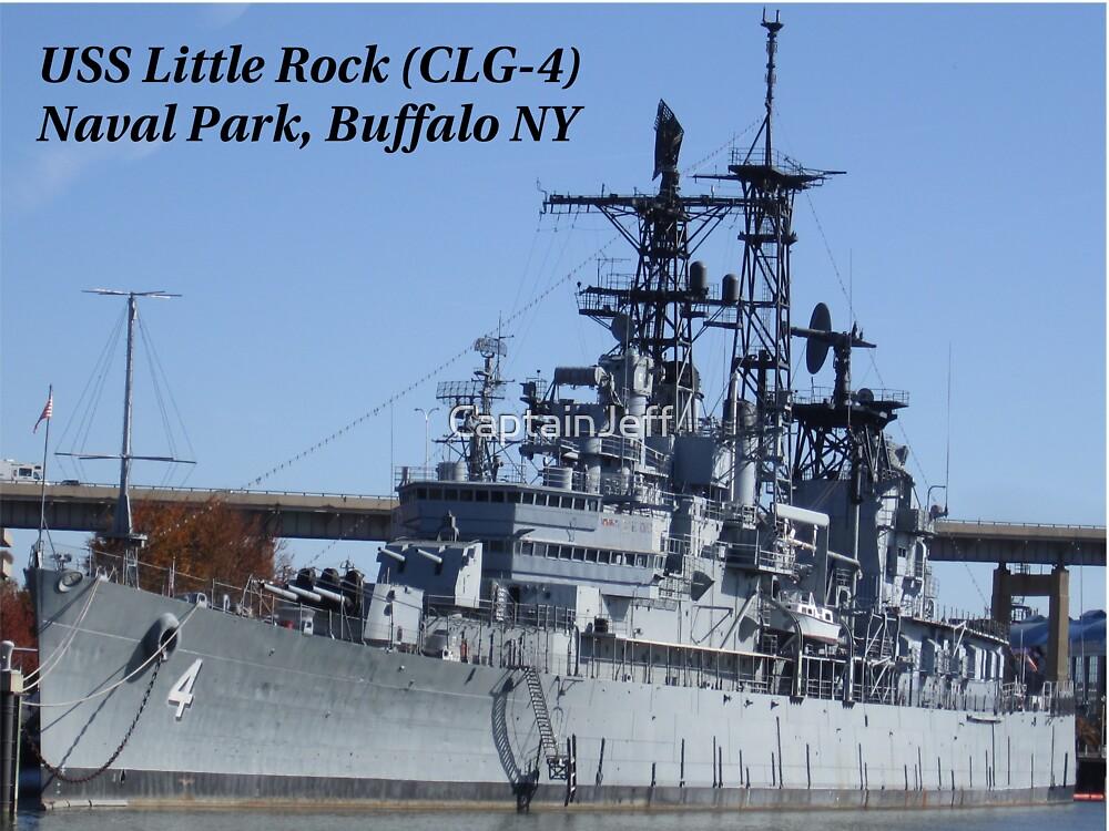 USS Little Rock by CaptainJeff