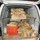 bread van  by Colitas