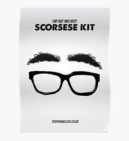 Scorsese Kit Poster