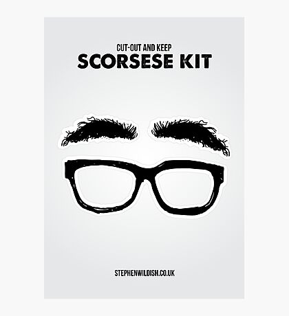 Scorsese Kit Photographic Print