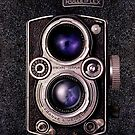 Rolleiflex Camera iPhone Case by cdoty