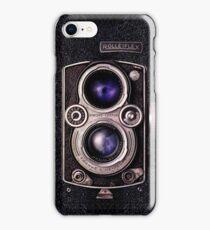 Rolleiflex Camera iPhone Case iPhone Case/Skin