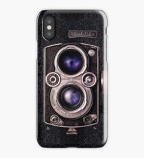 Rolleiflex Camera iPhone Case iPhone Case/Skin