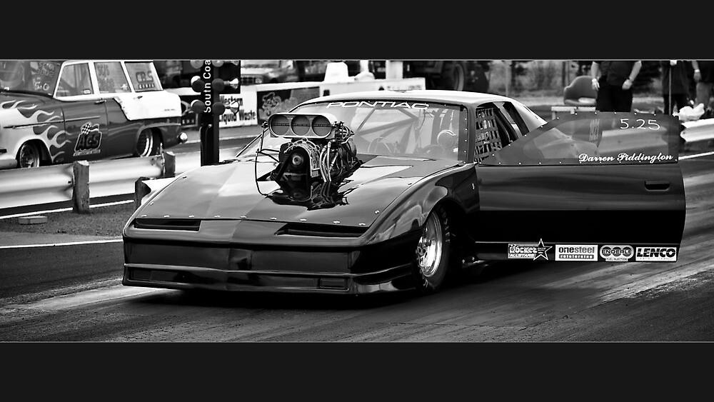1985 Firebird Trans-Am by Burnzzzzz