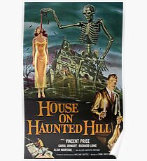 House on Haunted Hill Poster