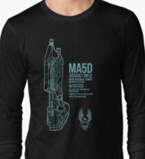 MA5D Assault Rifle Long Sleeve T-Shirt