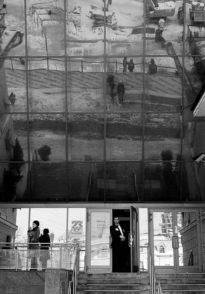 City Layers by DyonisRakhl