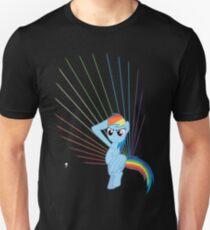 Rainbow Dash Laser T-Shirt