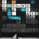 WordFeud_YM-art by Yvon van der Wijk
