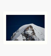 Jungfrau Art Print
