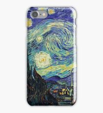 Starry Night by Vincent Van Gogh iPhone Case/Skin