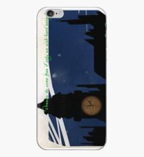 Peter Pan iPhone Case