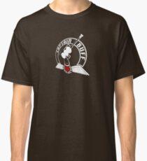 Captain Buff - Retro Logo Classic T-Shirt