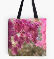 Bougainvillea  is a genus of flowering plants native to South America from Brazil . by Brown Sugar. Views - 366. Tote Bag