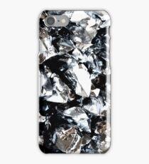 Grey Crystal iPhone Case/Skin