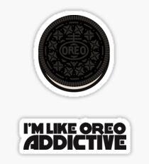 I'm Like Oreo Addictive Sticker