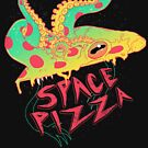 Space Pizza by wytrab8