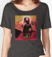 make mine art Women's Relaxed Fit T-Shirt