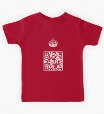 QR and CARRY ON Kids Clothes