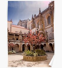 Tomar. Convent of Christ 1 Poster