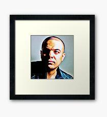 Omar Framed Print