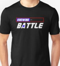 Half the Battle Unisex T-Shirt