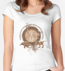Curse your Betrayal - Firefly Women's Fitted Scoop T-Shirt