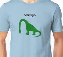 Brachiosaurus Has Vertigo. Unisex T-Shirt